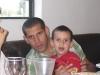 יורם ועידו במסעדת ג\'קו - נובמבר 2006
