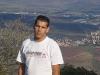 יורם בטיול לתבור- נובמבר 2006
